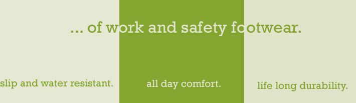 Work & Safety