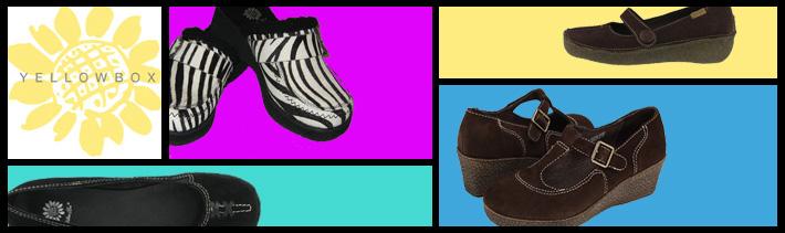 Yellow Box Flip Flops & Shoes