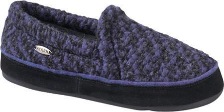 Acorn Giona Moc Cobalt Tweed Wool
