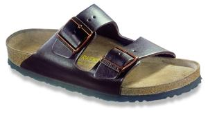 Arizona Brown Leather Soft Footbed