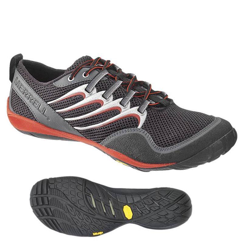 Mens Barefoot Trail Glove Black