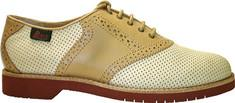 Bass Enfield Dune/Wheat Aztec Saddle Shoes for Women