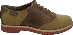 Bass Enfield Gobi/Driftwood Saddle Shoes for Women