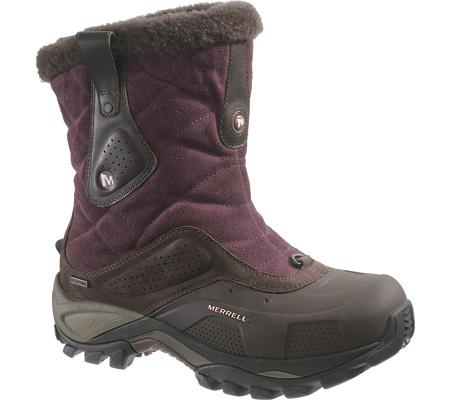 Merrell Whiteout Mid Waterproof Huckleberry