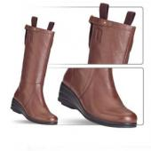 Gravity Defyer Ladies Carla Brown Boots